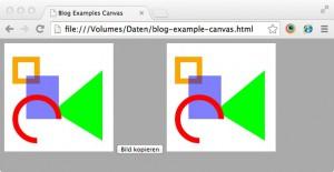 Beispiel: Canvas-Element