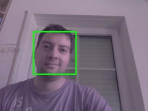 Raspberry Pi - Kamera: Gesichtsdetektion