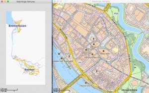 Mapsforge: Desktop-Beispiel